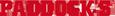 Logo Paddock´s im jeans Laden